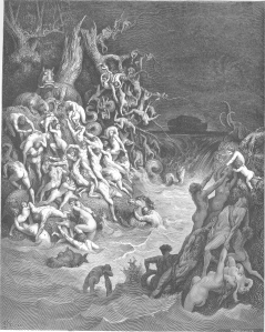 The World Is Destroyed by Water (Gustav Dore)
